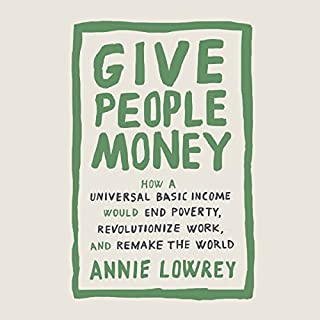 Page de couverture de Give People Money