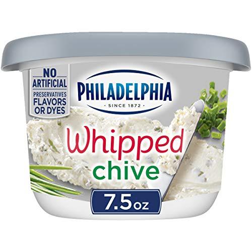 Philadelphia Whipped Chive Cream Cheese (7.5 oz Tub)