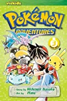 Pokémon Adventures (Red and Blue), Vol. 3 (3) (Pokemon)
