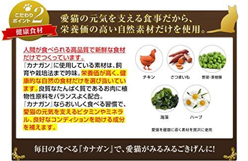 【100万袋突破】カナガンキャットフードチキン(1.5kg)全年齢対応グレインフリー香料着色料不使用