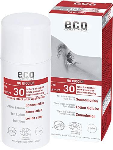 eco cosmetics Bio Sonnenlotion LSF 30 NO BIOCIDE (2 x 100 ml)