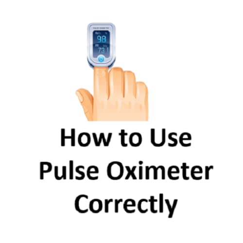 How to Use Pulse Oximeter Correctly