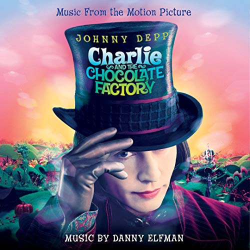 Charlie and the Chocolate Factory (Ost)-Marbled [Vinyl LP]