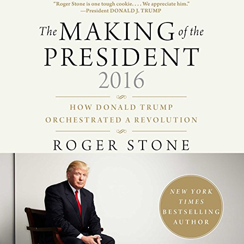 The Making of the President 2016 cover art