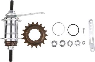 Bike Disc Brake MTB Casette Bearing Hub 36H Front Rear Hub Set with Quick Realse Lever Skewers Axle Walmeck
