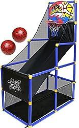 kids arcade basketball hoop