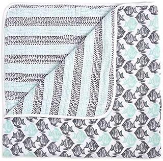 aden + anais Seaside Dream Blanket, Multi,