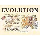 Wee Blue Coo Evolution Darwin Responsive Change Strongest