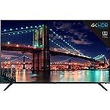 TCL 75 inch 6 Series LED 4K UHD Smart Roku TV (Renewed)