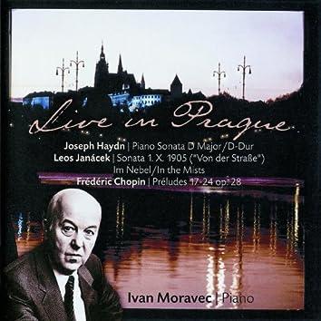 Moravec: Haydn / Janacek / Chopin
