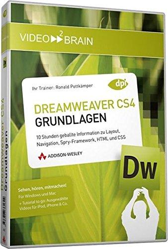 Adobe Dreamweaver CS4 - Grundlagen [import allemand]