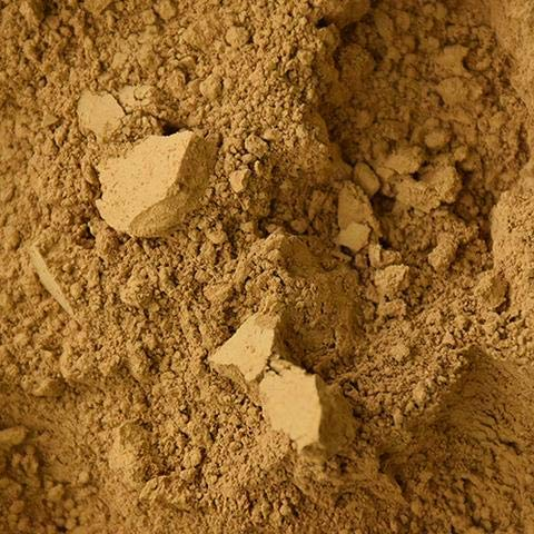 Natural Sienna Mineral Pigment – Pigments for Concrete, Clay, Lime, Masonry and Natural Paint Products (1 Kilo | 2.2 lbs)