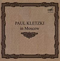 Paul Kletzki in Moscow