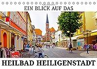 Ein Blick auf das Heilbad Heiligenstadt (Tischkalender 2022 DIN A5 quer): Eine fotografische Reise durch das Heilbad Heiligenstadt in Thueringen (Monatskalender, 14 Seiten )