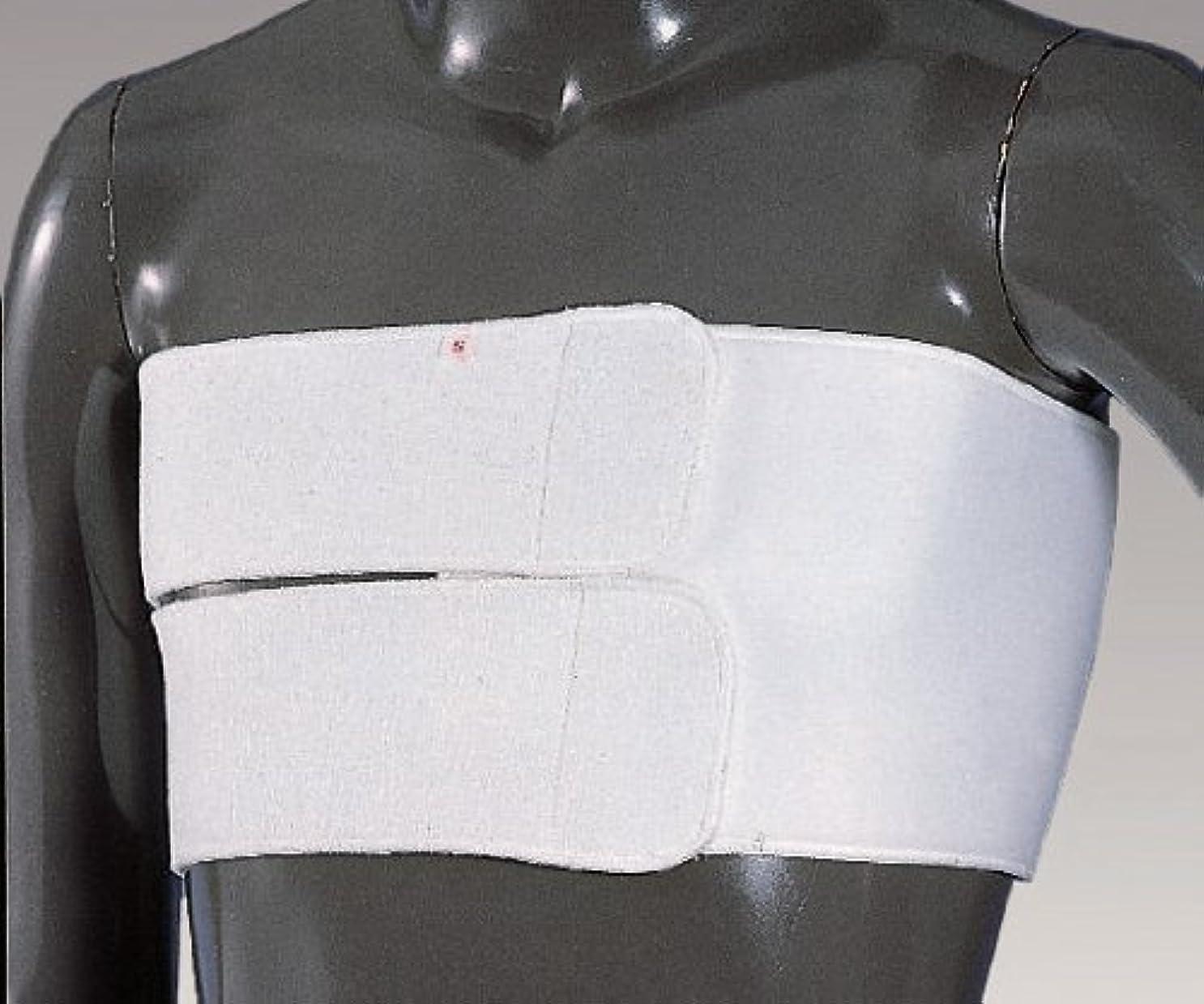 飢え過度に暖かく日本衛材 胸部固定帯バストタイエース L 80cm~100cm 1個 593
