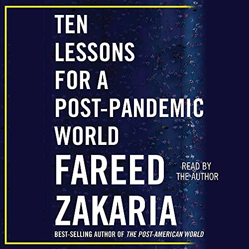 Ten Lessons for a Post-Pandemic World Audiobook By Fareed Zakaria cover art