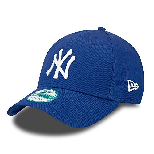New Era 9forty Strapback Cap MLB New York Yankees #2507, One-size-fitts-all,Blau