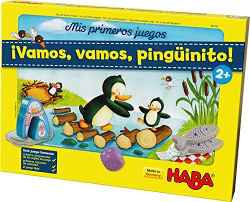 HABA-Meine erste Spiele, Wagos, Pinguin (303102)