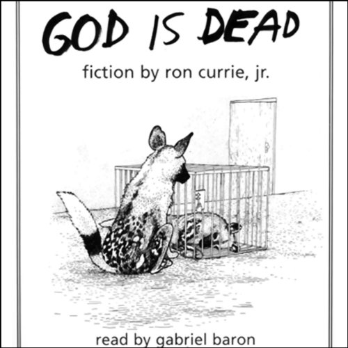 God Is Dead audiobook cover art