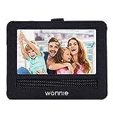 Soporte Wonnie para reproductor de DVD portátil, para colocar en el reposacabezas del coc...