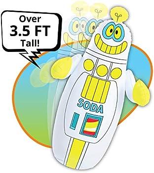 HobbyKids Kids Robot Boppin Bag
