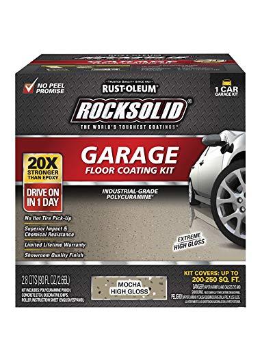 Rust-Oleum RockSolidPolycuramine Garage Floor Coatings