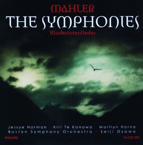 Boston Symphony Orchestra & Seiji Ozawa