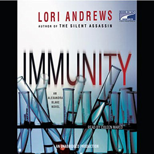 Immunity audiobook cover art