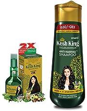 Kesh King Scalp and Hair Oil