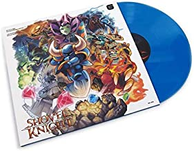 Jake Kaufman & Manami Matsumae: Shovel Knight The Definitive Soundtrack (Colored Vinyl) Vinyl 2LP