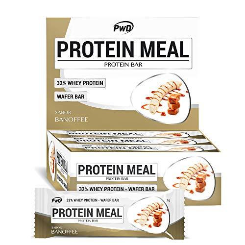 Bar. Protein Meal Banofee