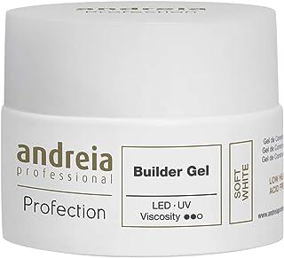 Andreia Professional Gel Builder Construcción Monofásico LED y UV