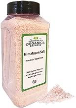 HQOExpress   Organic Pink Himalayan Salt   46 oz. Chef Jar