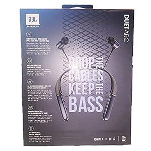 JBL Duet Arc Wireless Pure Bass Sound Hands-Free Calls Headphones - Black