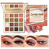 ONLYOIYL Paleta De Sombras De Ojos Profesionales - Paleta Maquillaje - Altamente Pigmentados 16 Colores Brillantes y Mate
