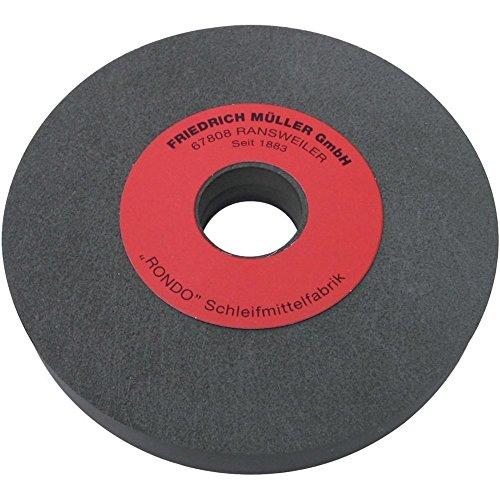 Müller 1252532SC6001E1BE Abziehscheibe 125x25x32mm aus Silicium-Carbid