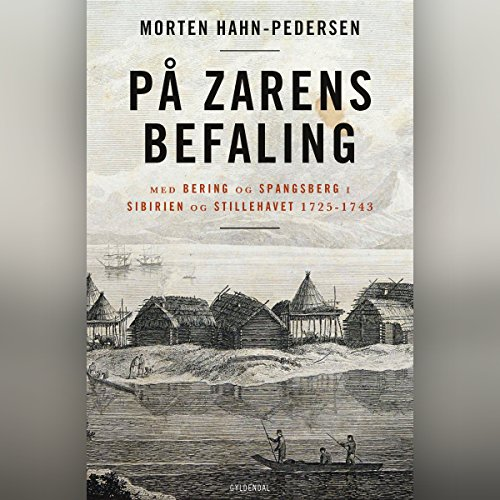 På zarens befaling audiobook cover art