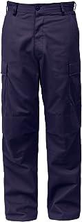 (ロスコ) ROTHCO BDU カーゴパンツ 無地 ミリタリー メンズ Midnight Blue ミッドナイトブルー [7982]