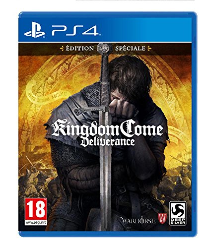 Kingdom Come Deliverance (PS4) - PlayStation 4 [Importación francesa]