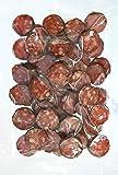厚切り黒胡椒サラミ 338g 一口サイズ 大容量 お得品
