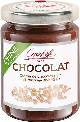 Grashoff Dunkle Schokoladencreme mit mit Murray River Salz -