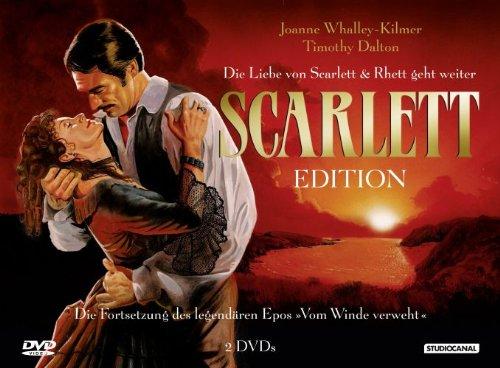 Scarlett Edition - Die Liebe von Scarlett und Rhett geht weiter [2 DVDs]