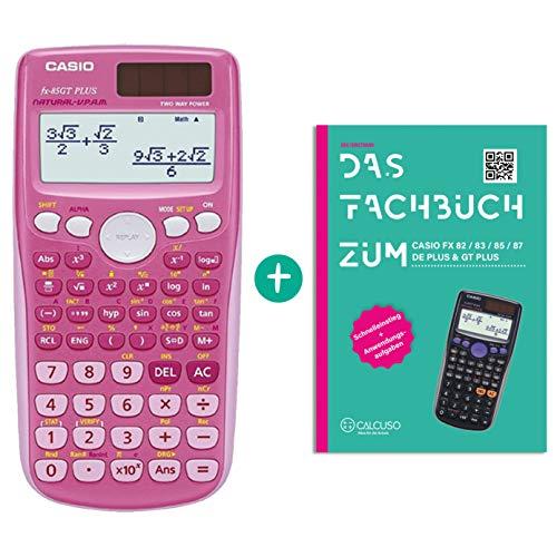Casio FX-85GT Plus Pink + Fachbuch