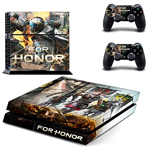 WANGPENG Uncharted The Lost Legacy Ps4 Skin Sticker Decal for Playstation 4 Console and 2 Controllers Ps4 Skin Sticker Vinyl