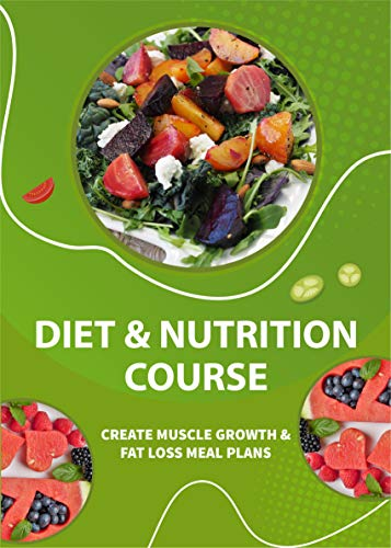 Diet & Nutrition Course ebook – complete food and nutrition guide: food science and nutrition books download pdf