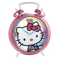 Hello Kitty Jumbo Alarm Clock - Pink