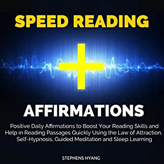 Speed Reading Affirmations cover art