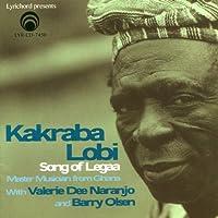 Song of Legaa by Kakraba Lobi