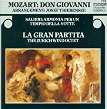 Don Giovanni, K. 527 (arr. J. Triebensee): Act II Scene 12: Rondo: Non mi dir, bell' idol mio
