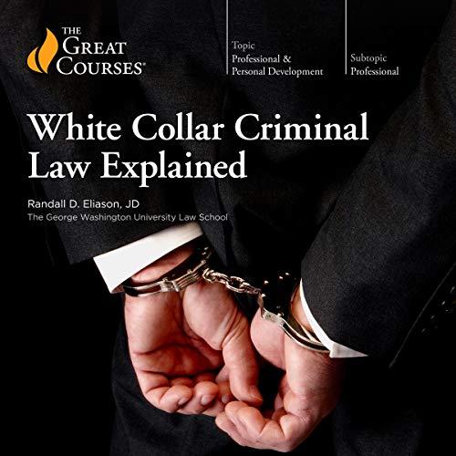 Diseño de la portada del título White Collar Criminal Law Explained